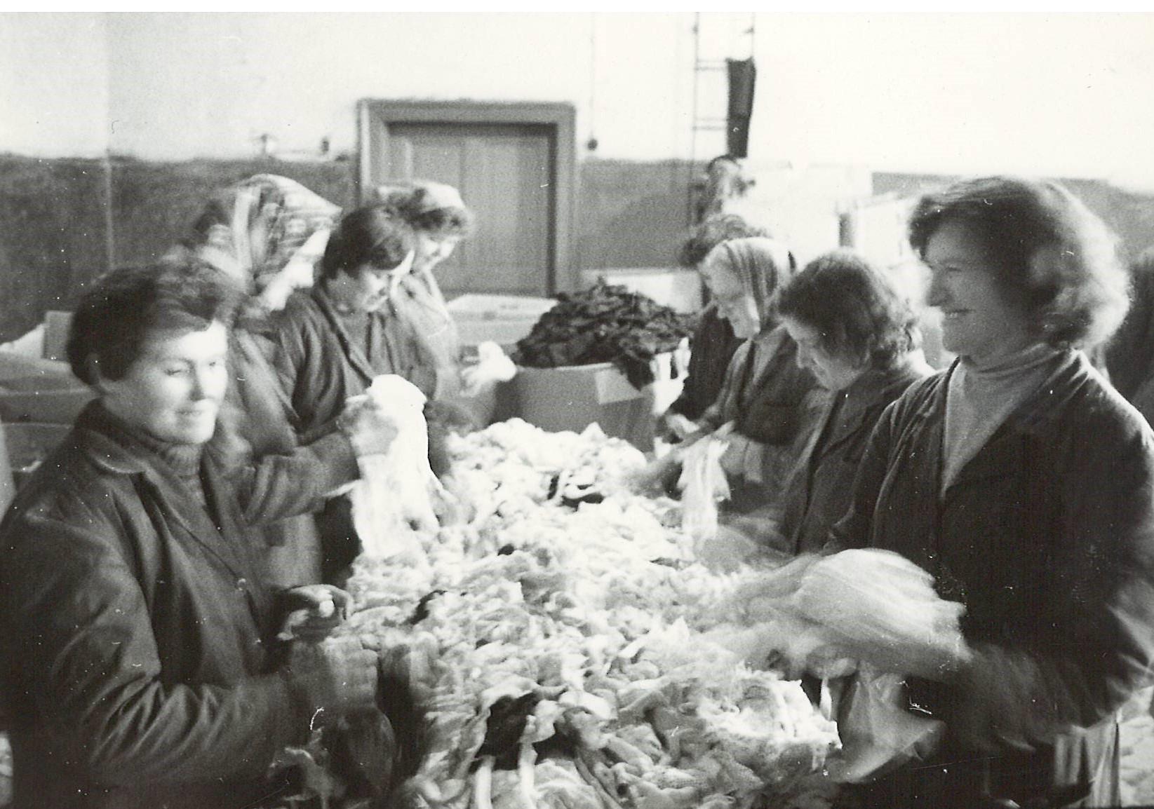 Sortiranje tekstila
