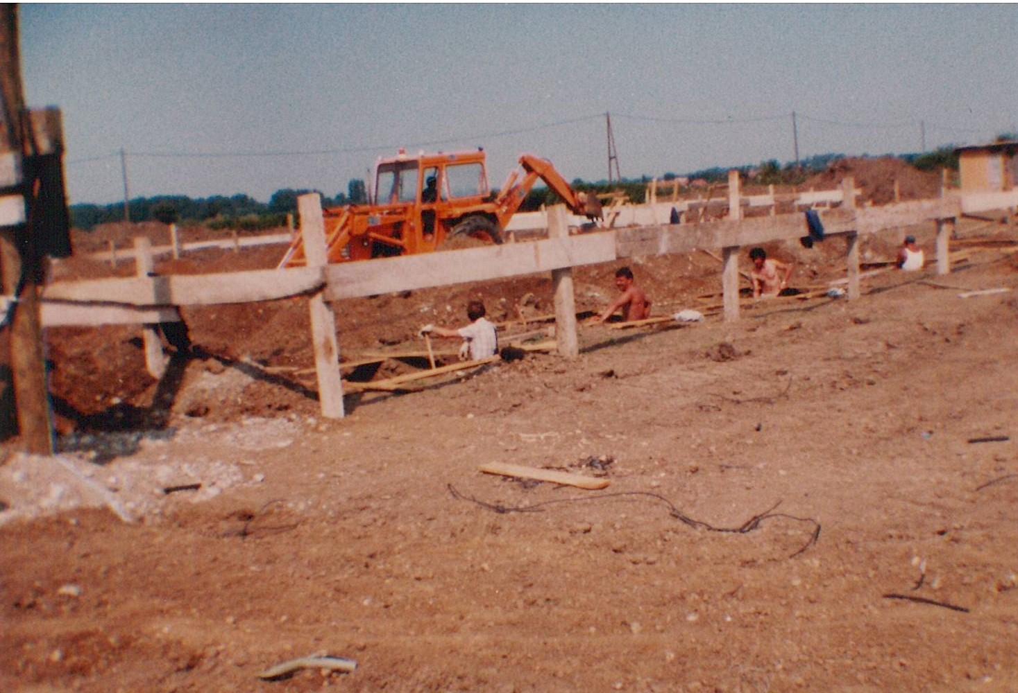 Polje repice postalo je gradilište
