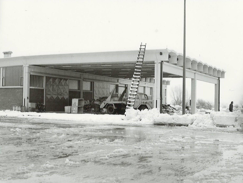 22.11.1985. doselili smo na novu lokaciju