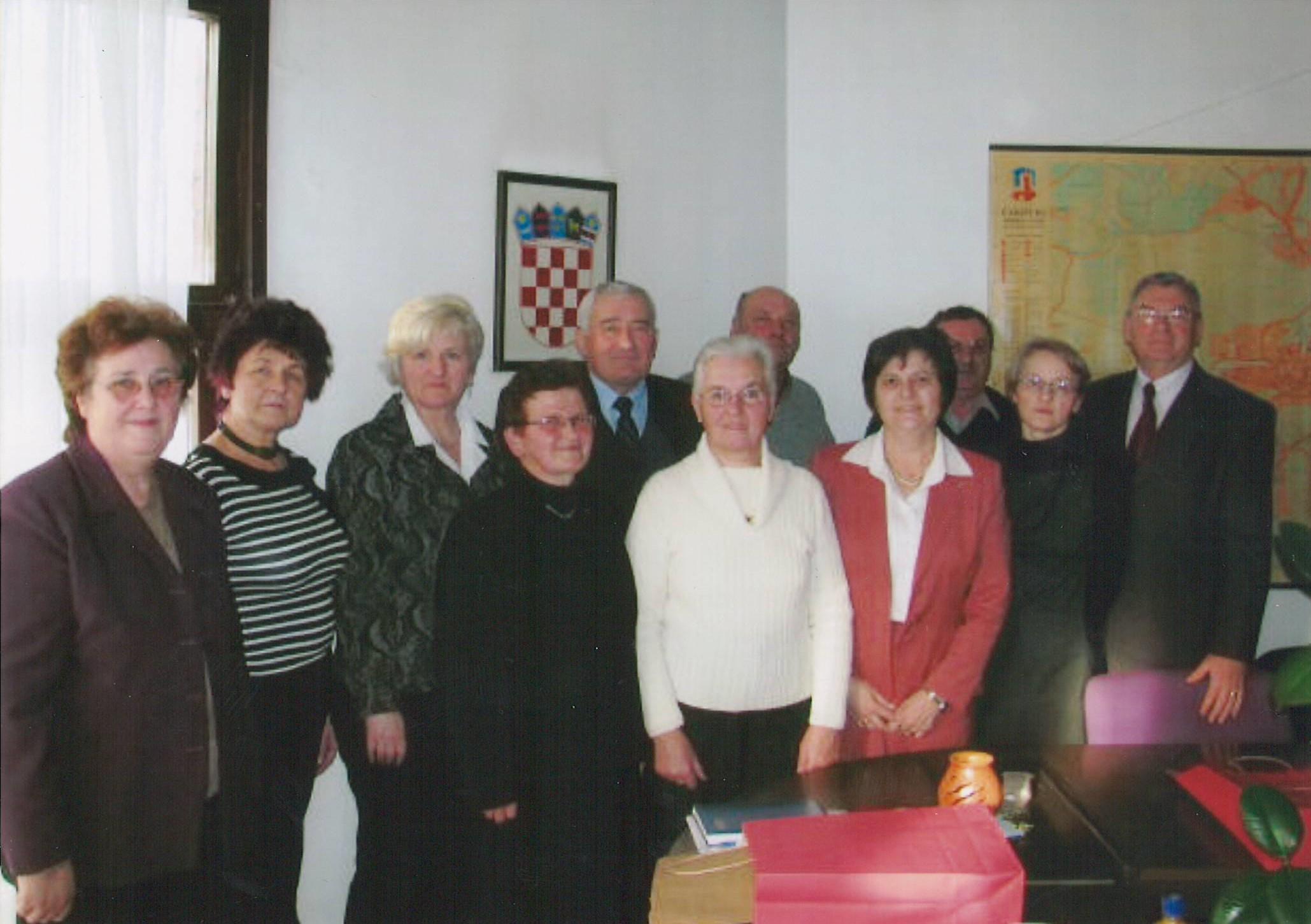 Nadzorni odbor (slika iz 2010.)